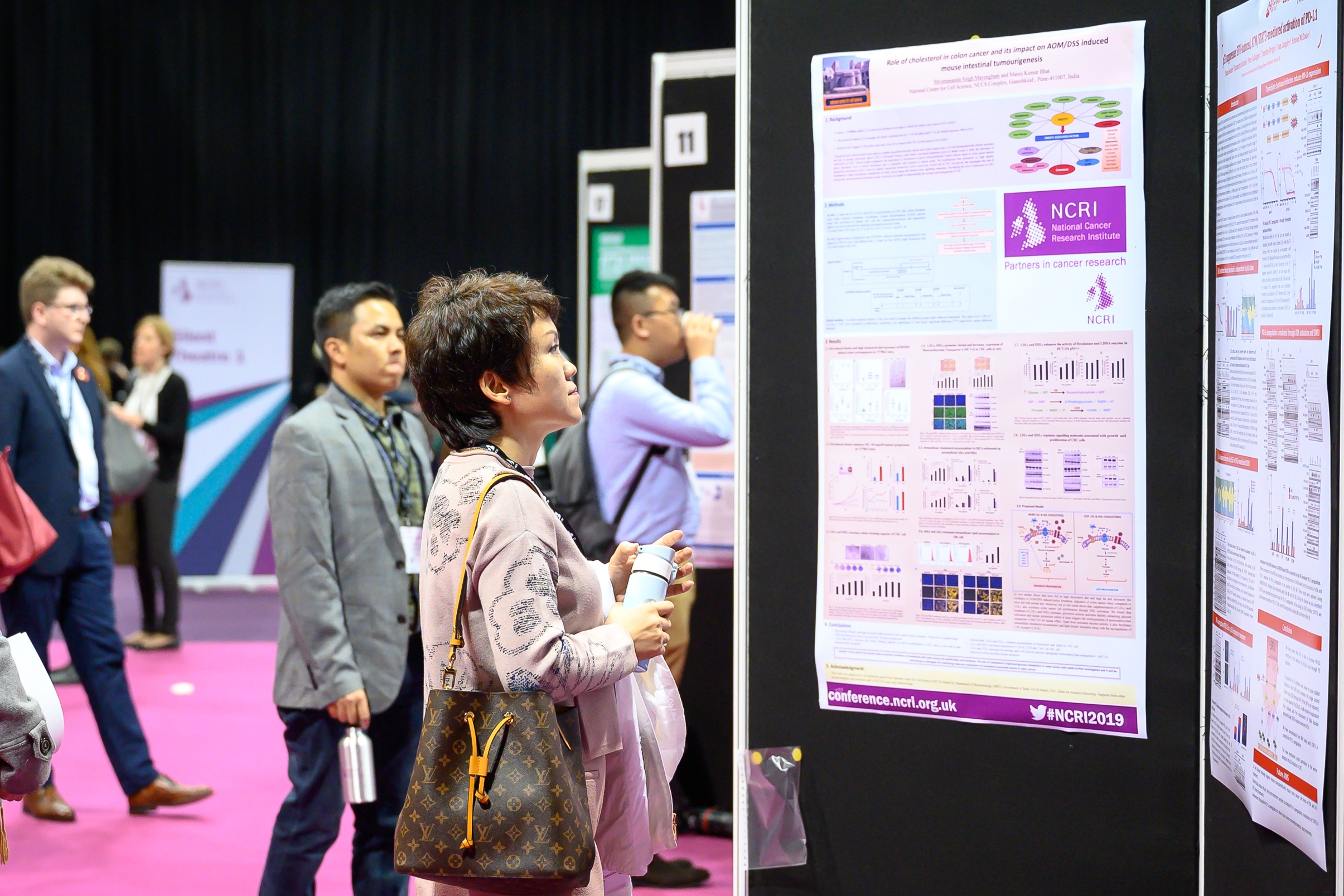 Bringing together all aspects of cancer research, prevention and treatment. A report from the 8th NCRI Cancer Conference
